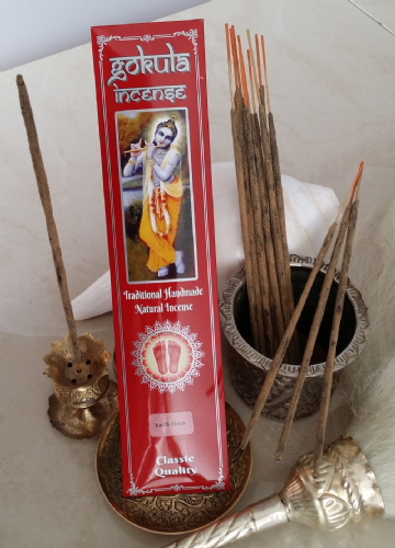 Earth Flora Incense Sticks - 20 grams